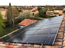 7.2kWc Photovoltaïque Autocons Vente Surplus Fonsorbes